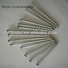 Stainless Steel and Iron Advertising Nail/Coil Nails For Pallets Price