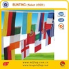 2014 World Cup Brazil Small Flag String Flag Buntings