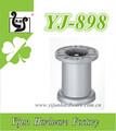 Silber kunststoff tisch/sofa füße yj-898