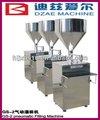 Neumática de llenado máquinas para cremas