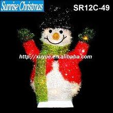 [2012 Hot New!] sisal 3D LED crystal christmas dog light decoration (Outdoor GS/CE/UL/ROHS)
