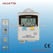 Compact & PortableTemperature Humidity Data Recorder-S100TH