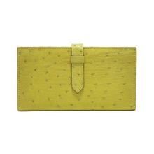 Genuine Leather Wallet Ostrich Luxury Brand Bag OEM Leather Wallet Leather Wallet Women