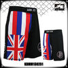 super stretch mens flag printing boxing shorts