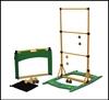 Plastic ladder golf game set