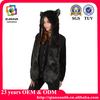 Alibaba China Faux Fur Winter Scarf Gloves Hat Unisex Xmas Spirit Animal Hood