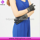women fur lined sheepskin gloves leather