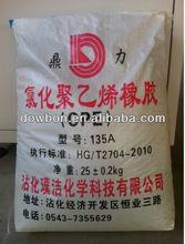 Factory CPE Chlorinated Polyethylene CPE135A