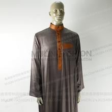 2013 New Style Wholesales Men Abaya In Dubai Islamic Clothing