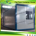 Casa do recipiente/flat pack/casa portátil para venda