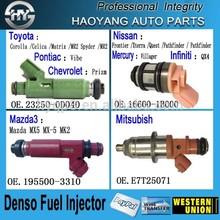 NEW Fuel Injector nozzle for Mitsubishi Pajero IO Wagon Galant H76W N84W EA3A EA7A E7T05072 1465A005 1465A006 1465A007 MR560553