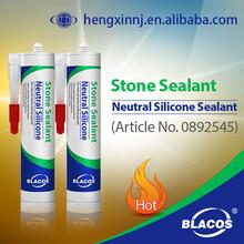 trustworthy silicone sealant supplier Blacos Neutral Stone sealant