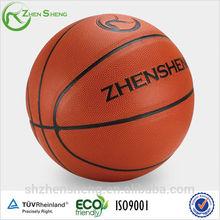 laminated micro fiber printed basketball