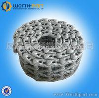 bulldozer parts,D65 track chain,bulldozer undercarriage part,D20,D30,D40,D50,D60,D65,D80,D85,D135,D155,D355,D375