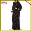 Hot selling elegant long sleeve maxi dress evening dress