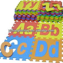 alfabeto eva puzzle tappeto