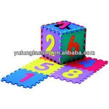 Bambino eva puzzle tappeto da gioco, schiuma puzzle puzzle stuoie