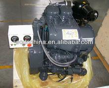2cylinder air cooled Deutz f2L912 diesel engine