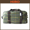Large Canvas and leather duffle bag