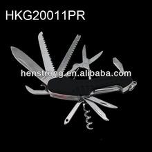 PVC Handle Different Colors Multi Knifes Survival Knife