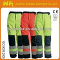 En 20471 GO / RT 3279 pantalones de trabajo de poli alta a saber hasta la rodilla parche pantalones de trabajo