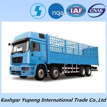China SHACMAN Cargo Van Truck for sale