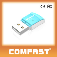 COMFAST CF-WU825N Mini USB WiFi 300Mbps Wireless Adapter built in dual smart antenna