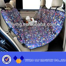 high quality waterproof soft dog car mat,easy clean