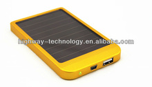 Easy to Using solar sun charger mobile hot selling in Czech Republic