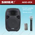 Shier ak10-201 altec lansing altavoces del ordenador kaoraoke amplificador del sistema