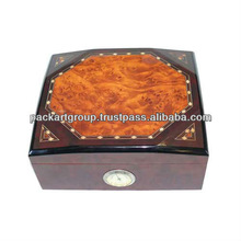 High Glossy Custom Cigar Box
