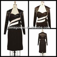 Modest Elegant Evening Suit For Woman / Evening Dresses