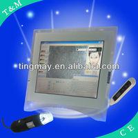 2013 Newest portable skin analyzer machine HT-907