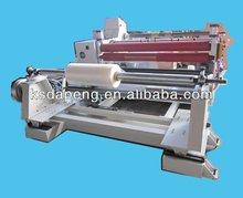 Fabric Slitting and rewinding Machine