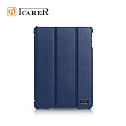 icarer real leather case for iPad Air