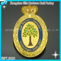 2014 fantasy football trophies / trophy depot medal GFT-MM0124