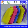 Fashion silicone cellphone bag fashion cellphone bag