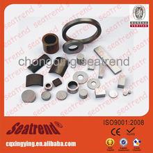 Custom sintered alnico magnet for industrial magnet