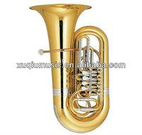 Tuba, red tuba, tuba for sale