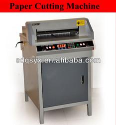 Automatic Office Paper Cutter/Paper Guillotine cutter G450VS+