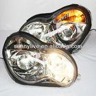 2001-2007 Year W203 C63 C200 C230 C280 C300 Head Lamp For Mercedes-Benz Silver LF