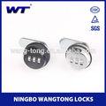 9503 3 chiffres combination lock / verrouillage de porte de l'armoire métallique