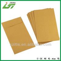 Best seller peal and seal envelope in Shenzhen