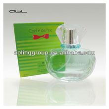 France oringinal woman perfume wholesale Eau De Parfum 60ml