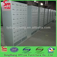 Metal hardware parts cabinet