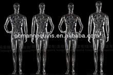 Male mannequin Transparent plastic mannequin male sex dolls for women sex products dress clothing