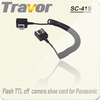 Flash TTL Off Camera Shoe Cord for Panasonic and Olympus DSLR Camera