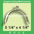 3.5cm material de hierro de metal bolsa bolsobolso marcos