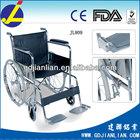 chromed Steel manual cheapst kaiyang wheel chair JL809