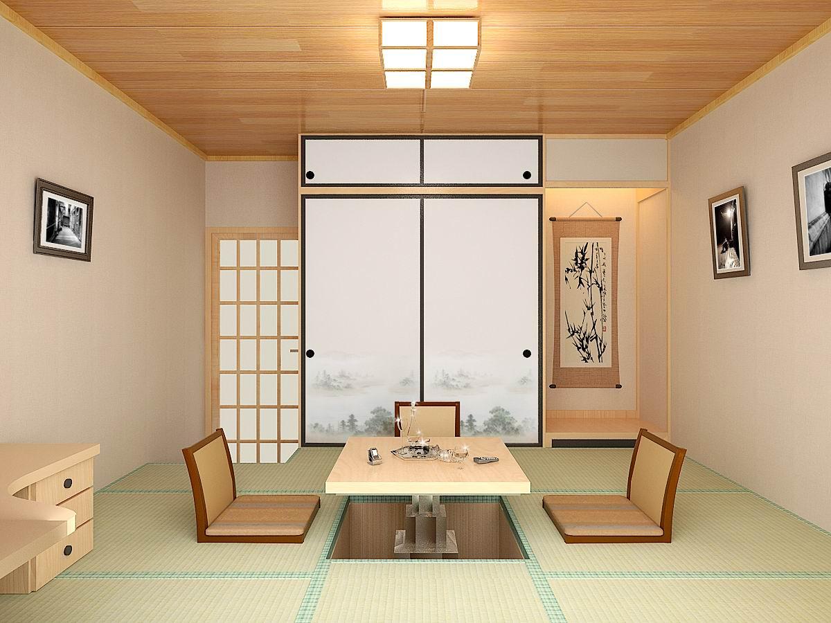Quarto Decorado Estilo Japones Redival Com
